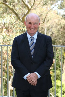 Mr Michael Hanratty Principal